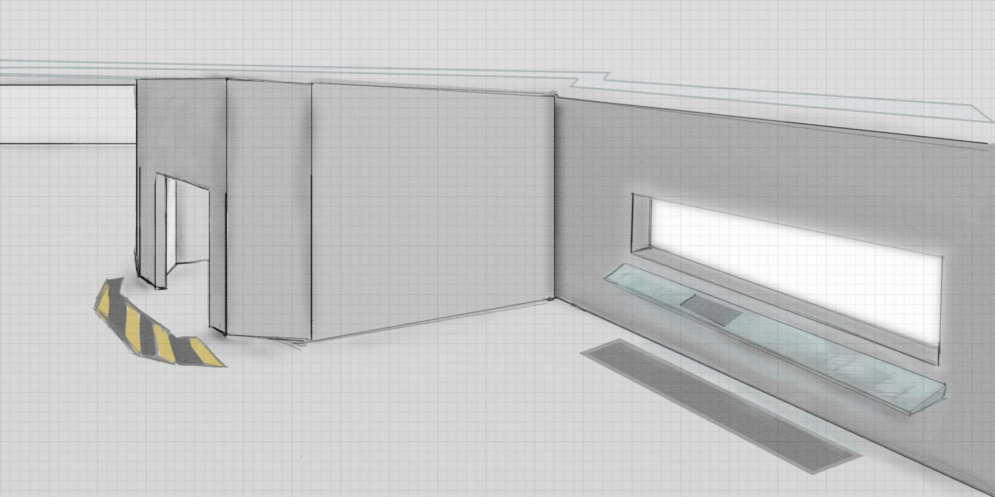 Reactor Control Room Concept