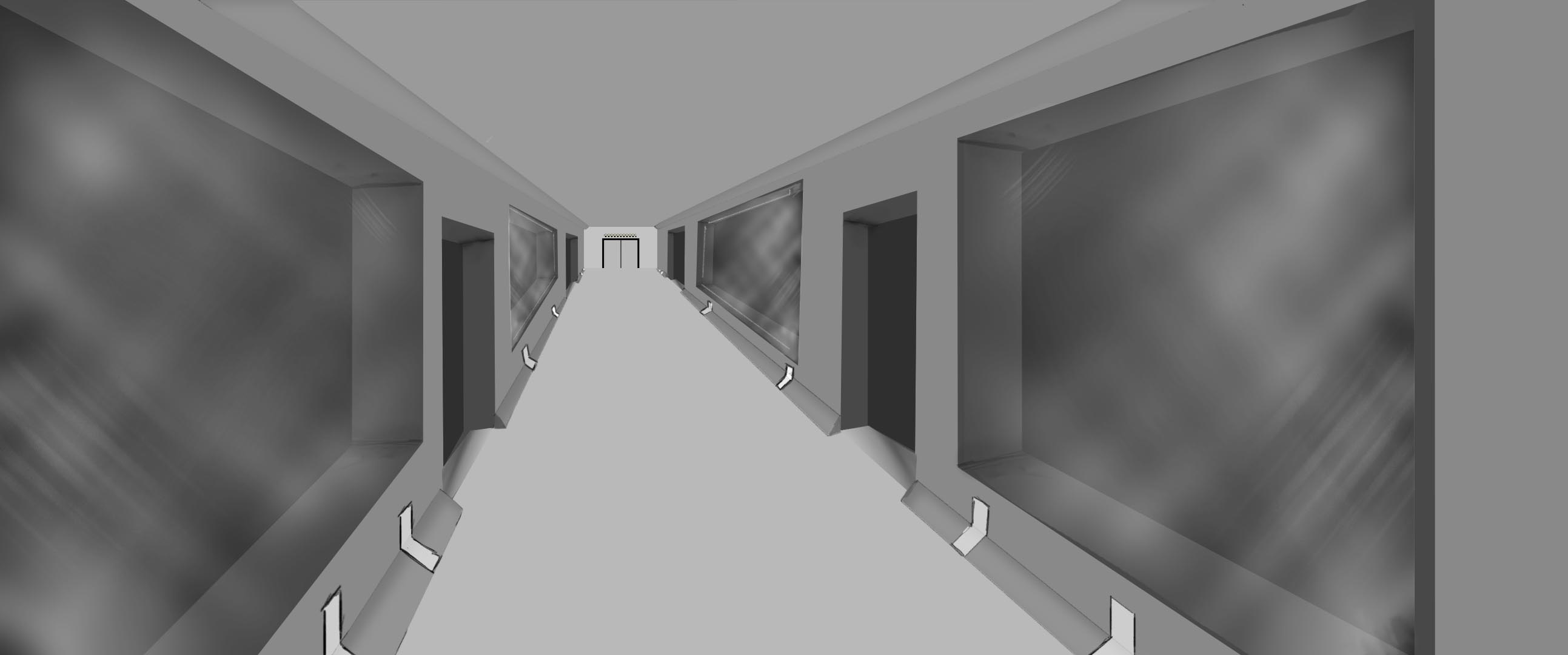 Research Hallway Concept