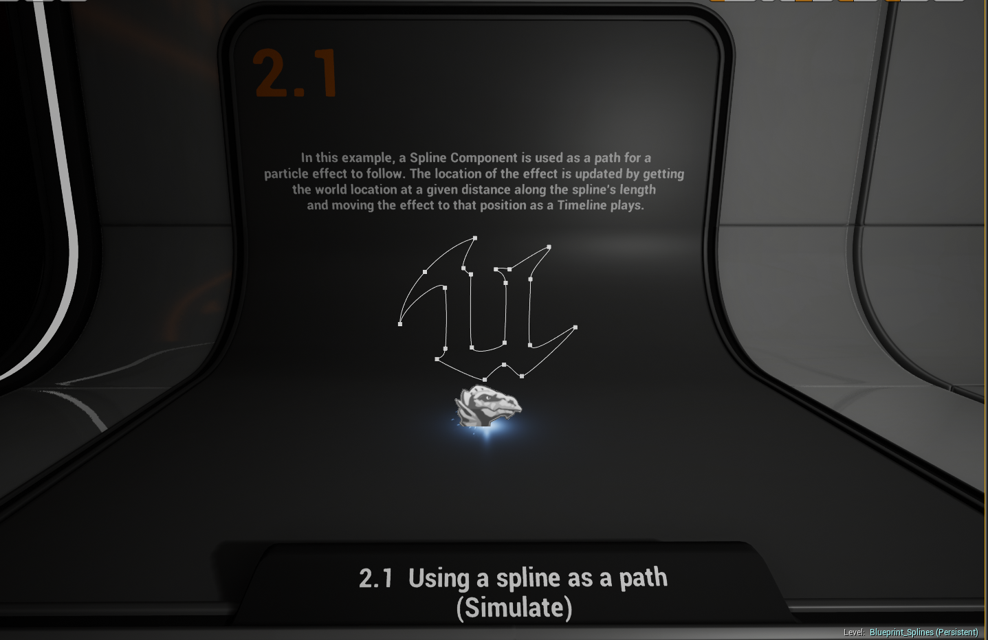 Studying Spline Components In Unreal Engine 4