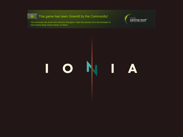 Ionia Has Been Greenlit!